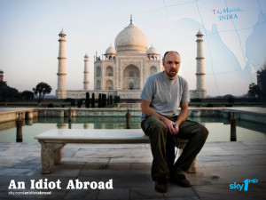 An Idiot Abroad 3 - Karl Pilkington