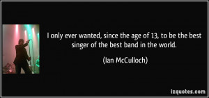 Best Band Quotes