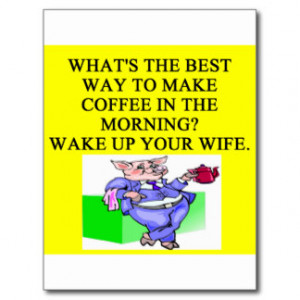... chauvinist pig bar joke poster male chauvinist pig joke greeting cards