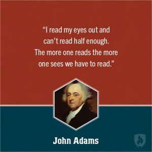 John Adams Education Quote