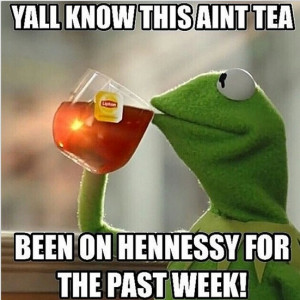 Photos / Kermit the Frog inspires funny Instagram memes