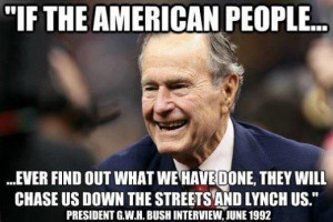 ... About The Bush Family - In George Herbert Walker Bush's Own Words