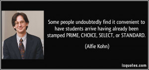 More Alfie Kohn Quotes