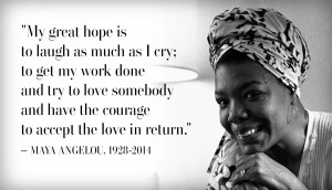 Maya Angelou dies at 86; remembrances pour in
