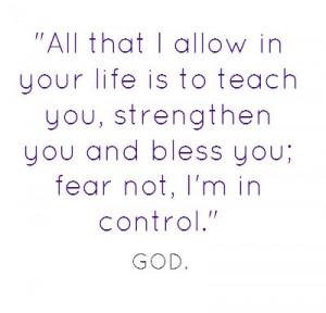 GOD IN CONTROL NOW. @GenerationfGod