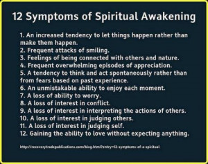 Spiritual Awakening: The Signs of Being Awake