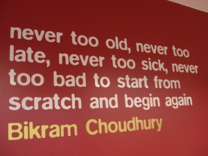 Bikram Choudhury Quote