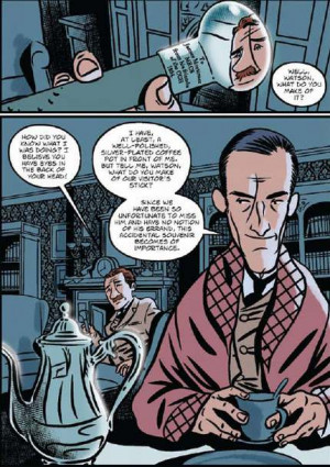 Sherlock Holmes Hound of the Baskervilles Self Made Hero Edginton Ian ...