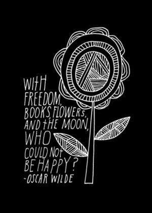 Oscar Wilde quoteInspiration, Oscars Wild Quotes, Happy, Lisa Congdon ...