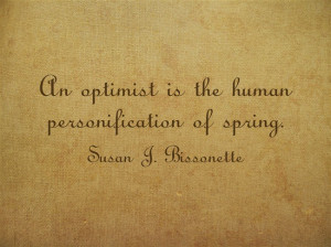 Optimist The Human...