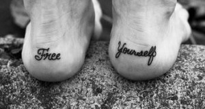 need two word phrases for a tattoo