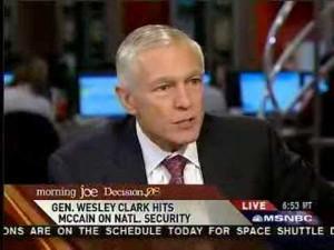 General Wesley Clark on