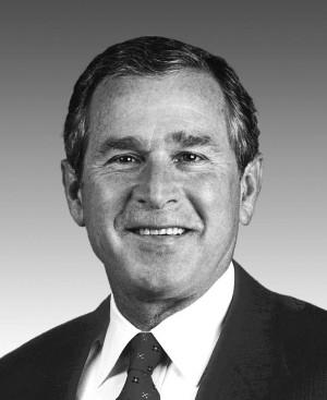 Description George W. Bush, in 108th Congressional Pictorial Directory ...