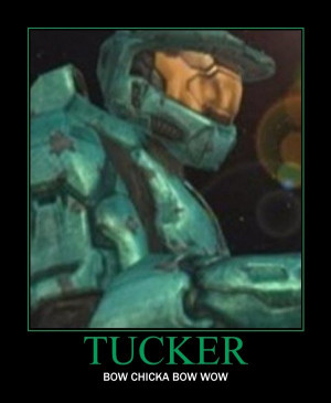Tucker, Red vs Blue by AwesomenessDK
