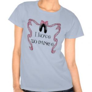 Dancelover Tshirts
