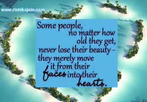 Quotes About Being Beautiful No Matter What Some people no matter how ...