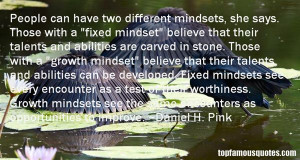 Top Quotes About Growth Mindset