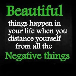 beautiful quotes and negative things beautiful quotes and negative ...