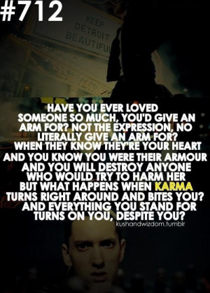 Eminem love quotes tumblr