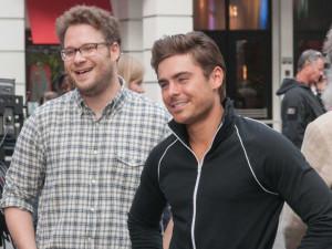 Universal Pictures confirmó que Seth Rogen, Zac Efron y Rose Byrne se ...