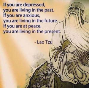 Good Zen advice.