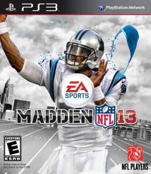 Madden NFL 13 Custom Cover Thread