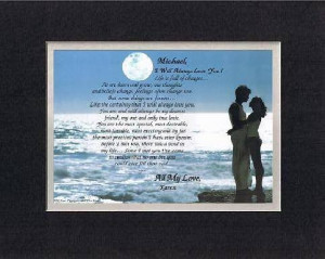 Touching and Heartfelt Poem for Loving Partners I Will Always Love ...
