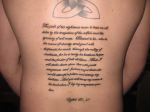 Quotes Pulp Fiction Quote Tattoos Picture