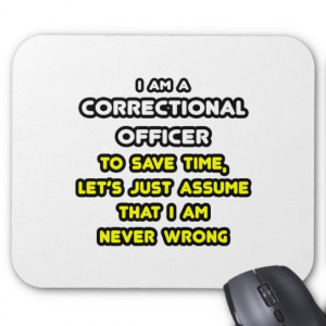 funny_correctional_officer_t_shirts_mousepads ...