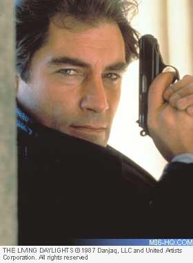James Bond Actors :: MI6 :: The Home Of James Bond 007