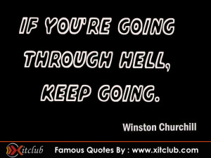 15 Most Famous Quotes By Winston Churchill