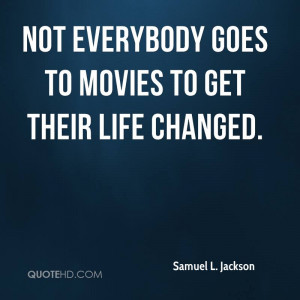 Samuel L. Jackson Movies Quotes