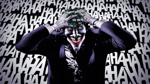 The Joker Wallpaper from The Killing Joke 600x338 El nuevo Joker ...