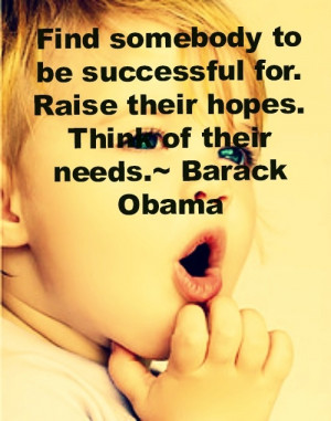 great quote by Barack Obama