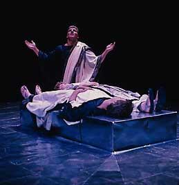 What are some of the most significant scenes in Sophocles' Antigone?