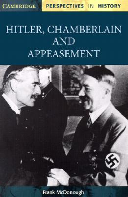 """... by marking """"Hilter, Chamberlain and appeasement"""" as Want to Read"""