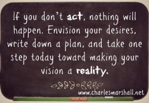 Personal development quote from motivational keynote speaker Charles ...