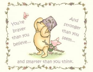 Art Quotes: Winnie The Pooh Quotes About Happiness In Your Life