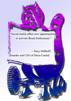 social media quotes Stacy DeBroff