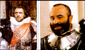 Anthony Hopkins (Othello) and Bob Hoskins (Iago) from the 1980 BBC ...