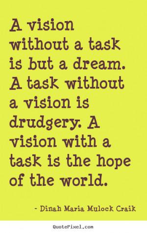 famous vision quotes quotesgram