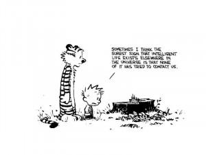 Item ID: Calvin and Hobbes - Intelligent Life.jpg Login