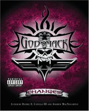 Godsmack Logo Image