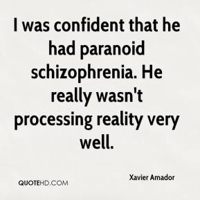 Schizophrenia Quotes