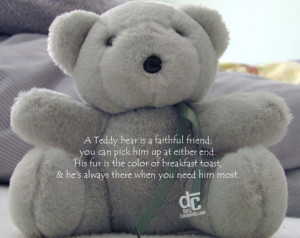 Their own Bearisms®—bits of teddy - bear wisdom— with us. One ...
