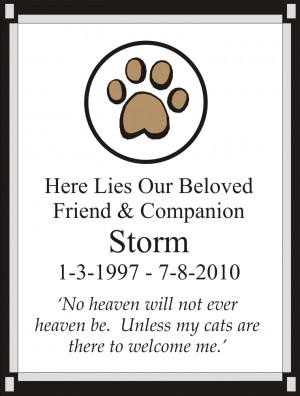 Dog Memorial Quotes Pet Memorial Sayings Quotes