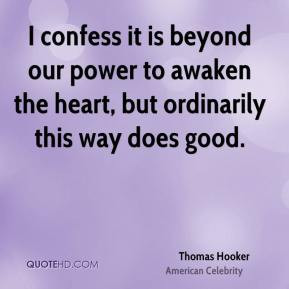 Thomas Hooker Quotes