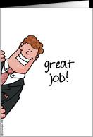employee appreciation - great job card - Product #181225