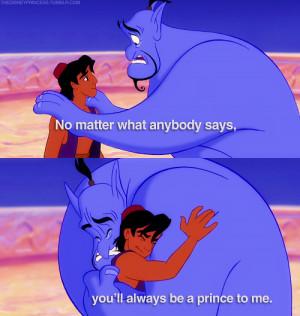 Disney Aladdin Genie Quotes