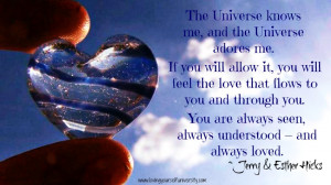 University, Loving Yourself Quote, Alissa Okrent, Jerry & Esther Hicks ...